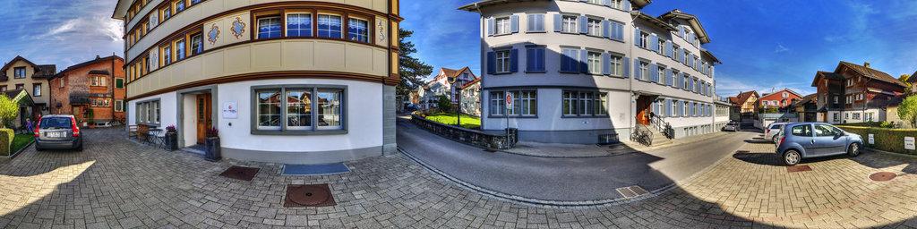 Gerbegasse in Appenzell