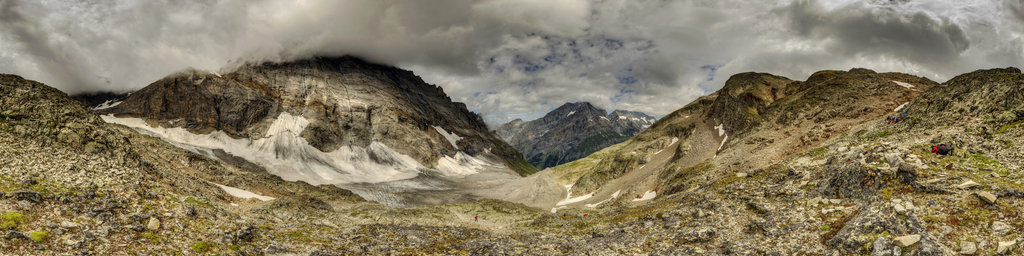 Loetschenpass in Switzerland 5