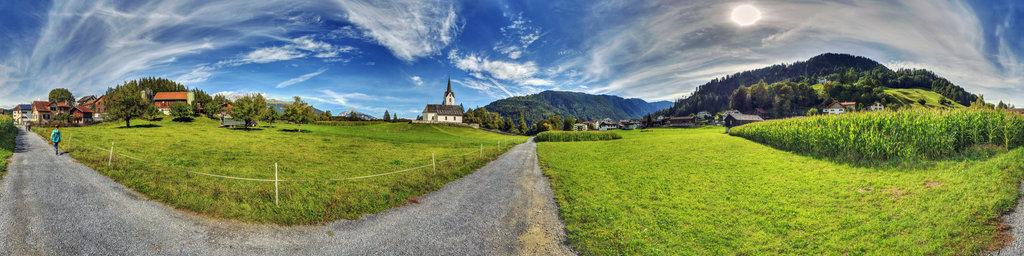 Versam Village Church 1
