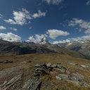 Matterhorn and Riffelberg 2