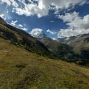 Matterhorn and Riffelalp