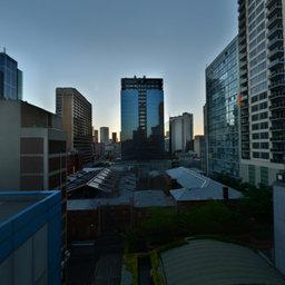 Melbourne Central Business District CBD