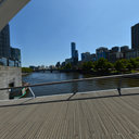Yarra River Pedestrian Bridge