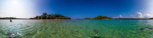 Melanesia: Vanuatu - Close to Oyster Island