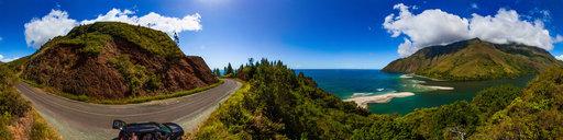 New Caledonia: Point De Vue de la  Ouaieme