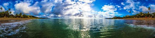 New Caledonia: Tieti Beach