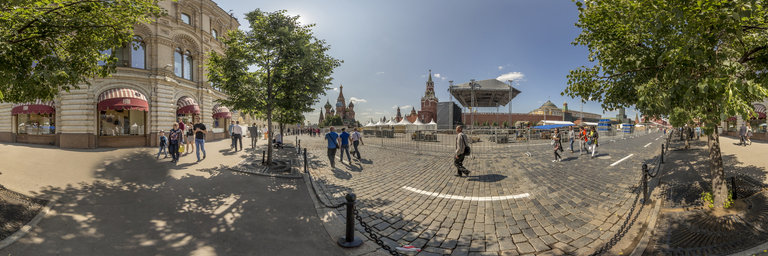 Moscow: Red Square In Moscow 01
