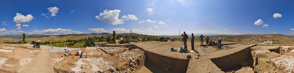 Archaeological Excavation of Nerik 11-14, Turkey