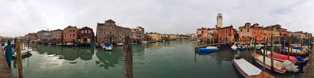 Isola San Pietro, Venice, Italy