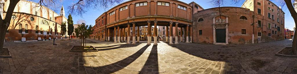 Venice - Campo San Francesco, Italy