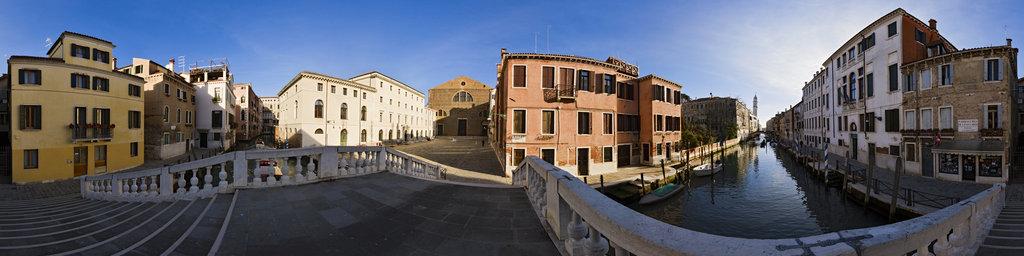 Ponte San Lorenzo, Venice, Italy