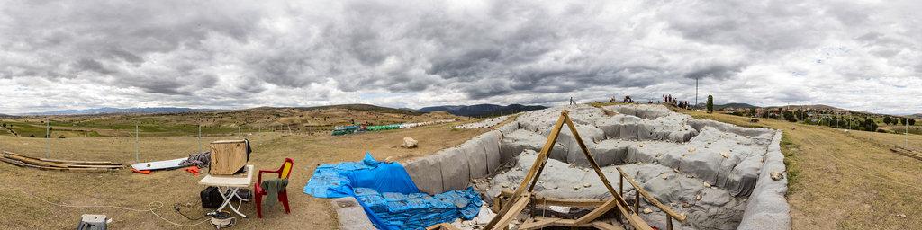 Archaeologic Excavation of Nerik, Turkey