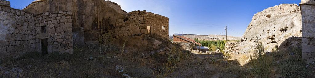 Yaprakhisar, Cappadocia, Turkey