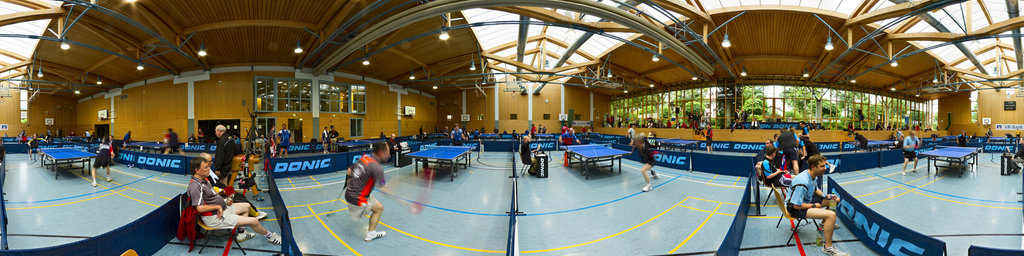 German Table Tennis Team Championship of the Handicapped 2