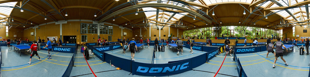 German Table Tennis Team Championship of the Handicapped 6