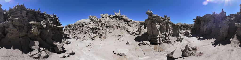 Fantasy Canyon, Utah, USA