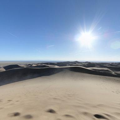 High Dune, Great Sand Dunes National Park, Colorado, USA