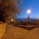 Road to Certaldo Alto