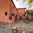Courtyard, Certaldo Alto