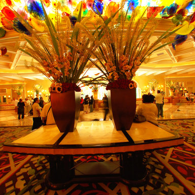 Bellagio Hotel Lobby, Las Vegas, Nevada Editorial Stock ... |Las Vegas Bellagio Hotel Lobby