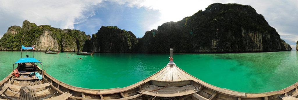 Phi Phi Lay, Pileh Lagoon, Thailand