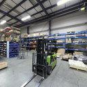 Mellott Company, Stockroom and Loading Dock