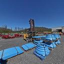 Mellott Company, Manganese Stock Yard and Exterior Parts Storage