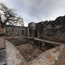 The Palace Ruins at Kilwa Songo Mnara, Tanzania