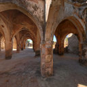 The Great Mosque. Ruins at Kilwa Kisiwani, Tanzania