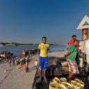 I Love My Africa, Kivukoni Fish Market, Dar es Salaam
