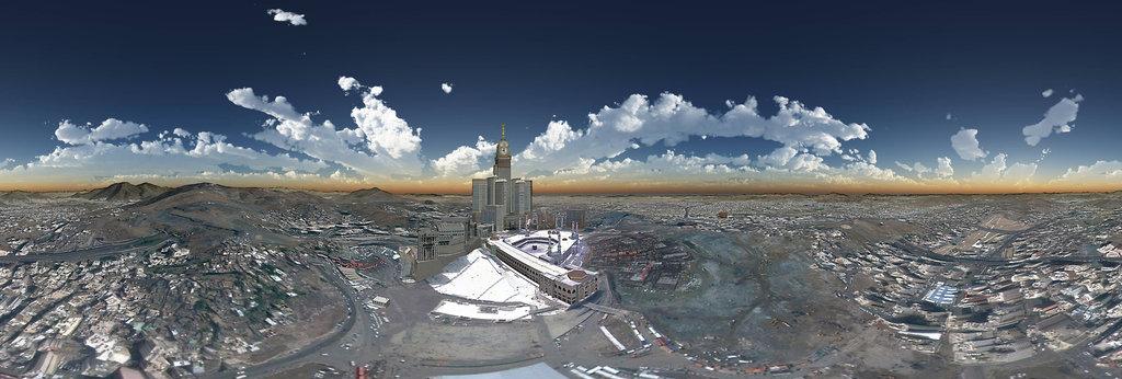 Makkah Al Mokaramah - مكة المكرمة 360 Panorama   360Cities