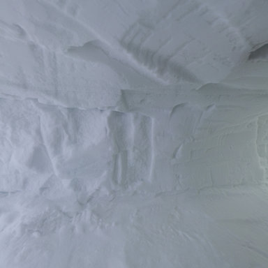 130403 Hardanger Halne snow hole