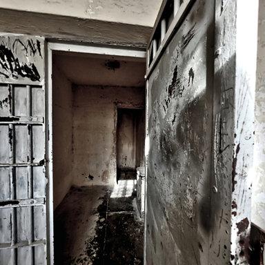Sinop Cezaevi Disiplin Hücreleri