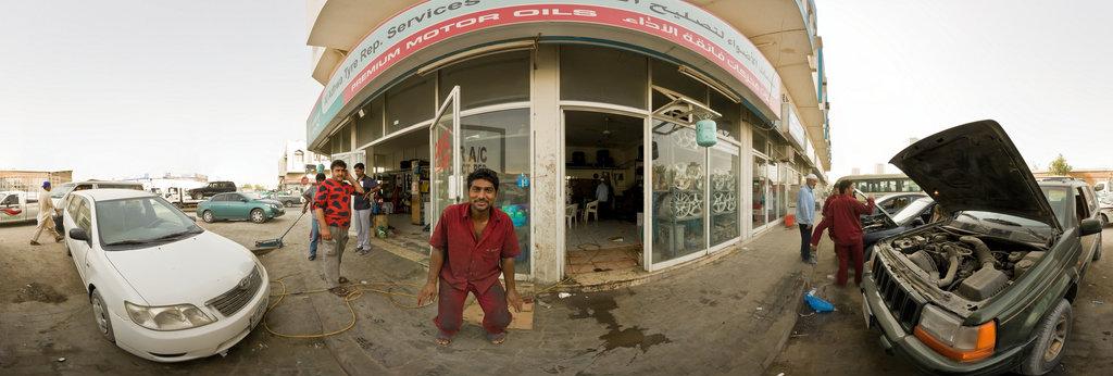 Dubai - Sharjah Car Repair Shop by 360emirates