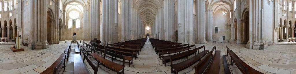Monastery of Alcobaça 02