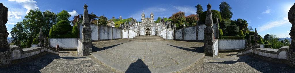 Sanctuary of Bom Jesus 02