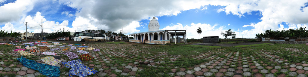 Mosque of Passamainty - Mayotte