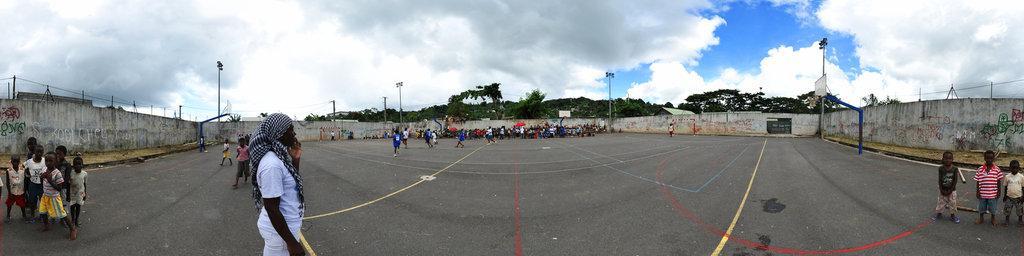 Stadium - Brandele - Mayotte