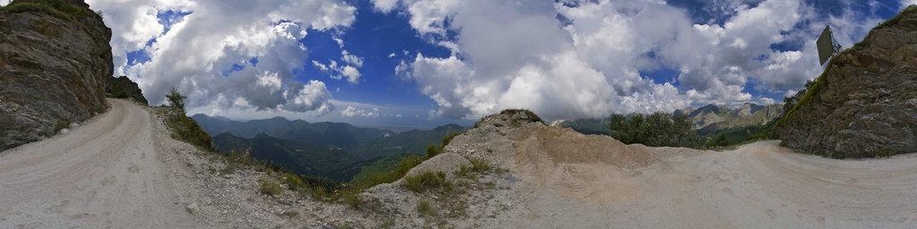 Apuan Alps - Monte Corchia