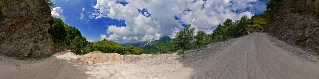 Mount Corchia, Apuan Alps