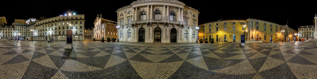 Praca do municipio, Lisboa