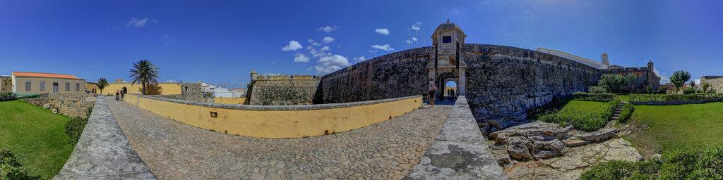 Fort of Peniche, portugal