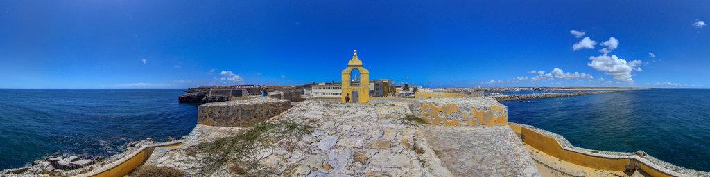 Fort Peniche watchtower