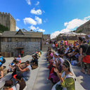 Obidos medieval festival