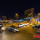 Crossing Old Town Istanbul Hamidiye Street