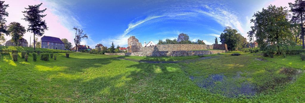 Mury obronne w Kożuchowie