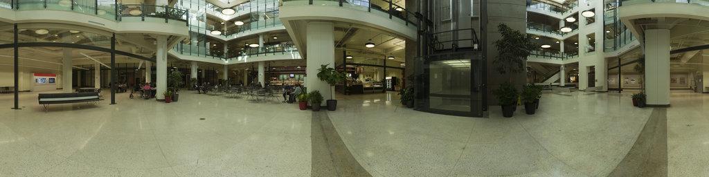 Enterprise Square Atrium