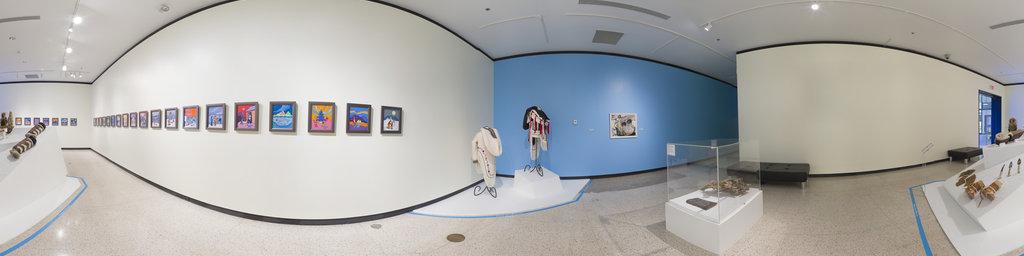 Enterprise Square Gallery, far west room