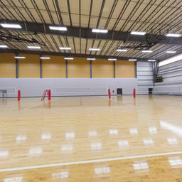 Saville, South Gym