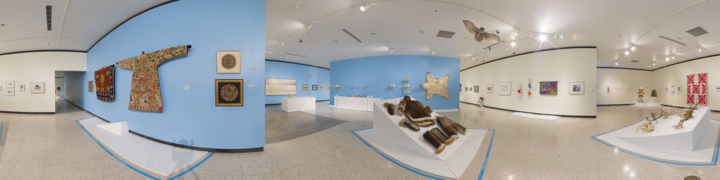 Enterprise Square Gallery, large room